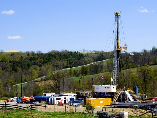 Chesapeake-Fracking