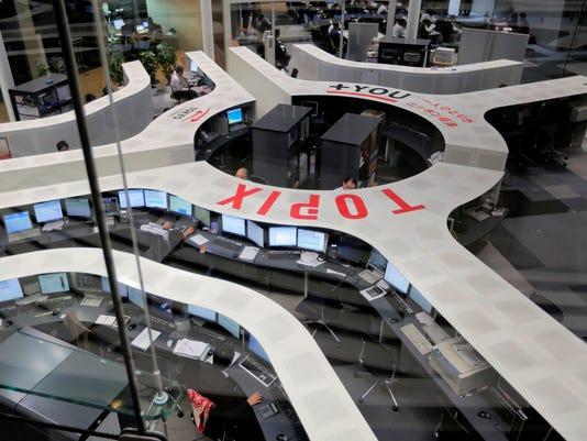 tokyo stock exchange 2013