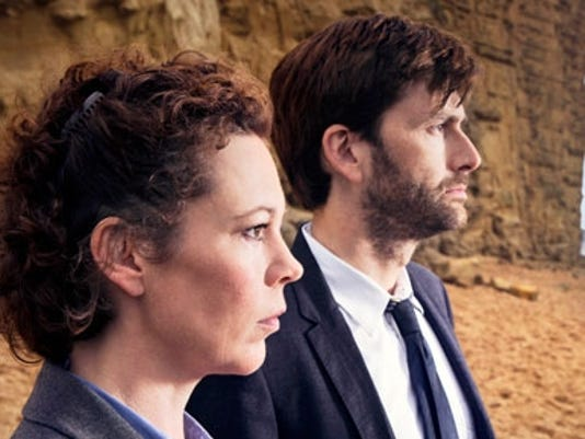 Aug. 7: Broadchurch