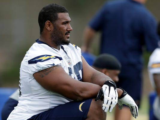 Max Starks Receives Philip Rivers Seal Of Approval
