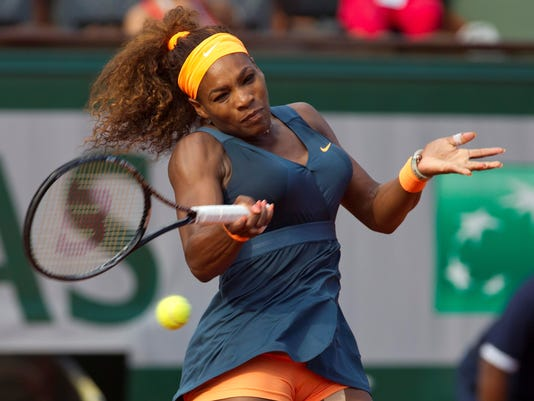 2013-6-6 serena williams on to final usat