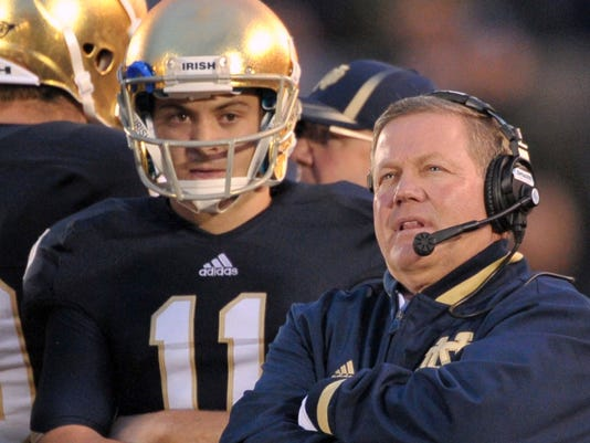2012-10-20-tommy-rees-brian-kelly-notre-dame