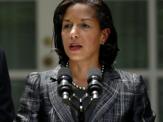 Your Say Susan Rice White House