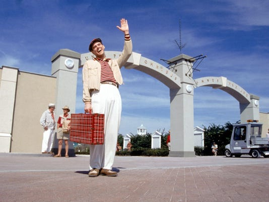 an analysis of interpretation of the truman show We had watched the truman show (1998) a week before, and,  i encouraged  the students to interpret one film through the lens of another.