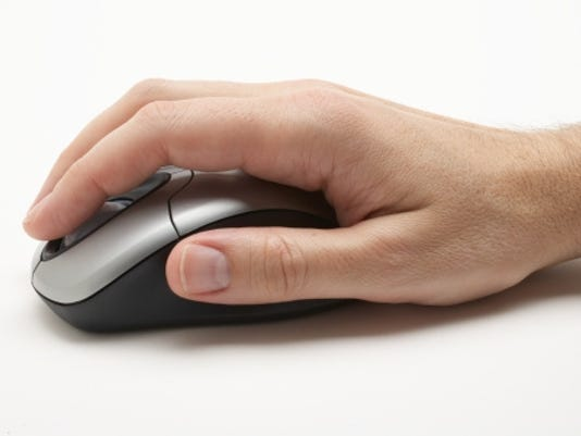 computer mouse thinkstock