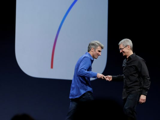 ios 7 federighi and cook