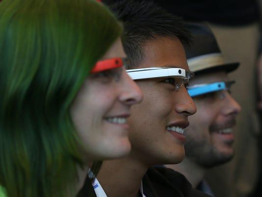 Google Glass Opline