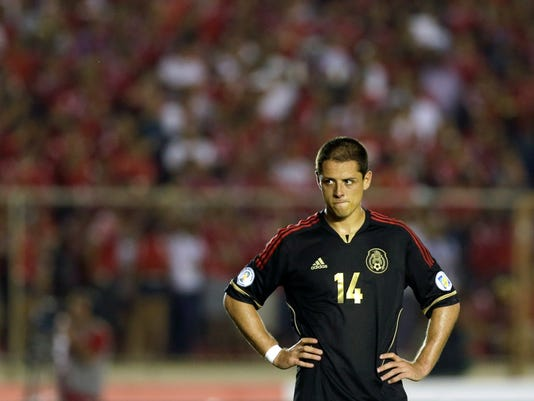 2013-06-11 Chicharito