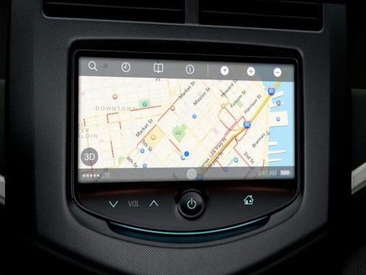 Apple iOS car connectivity