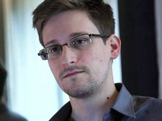Edward Snowden Your Say