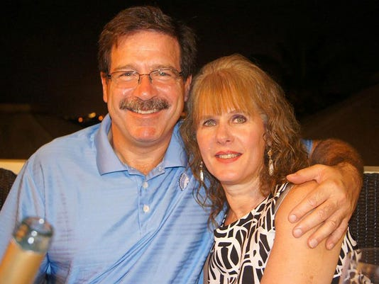 Newtown psychologist and husband