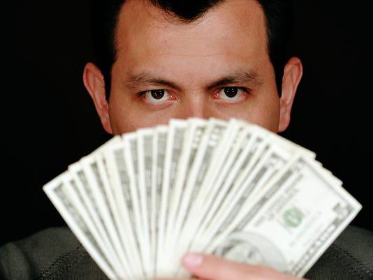 money-fan