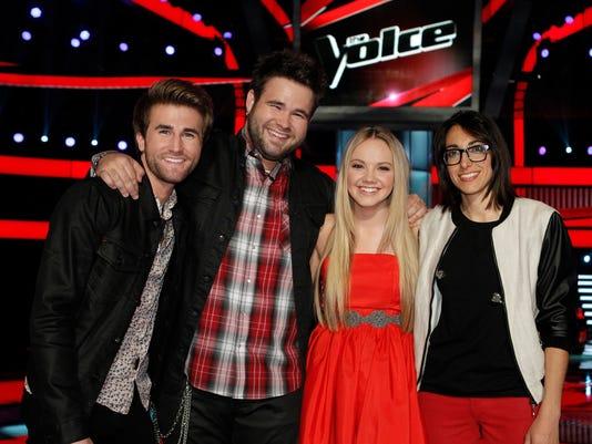 Voice Season 4 Final 3