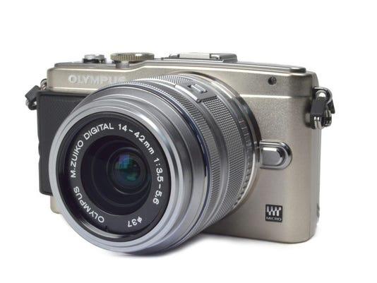 Olympus PEN E-PL5 digital camera