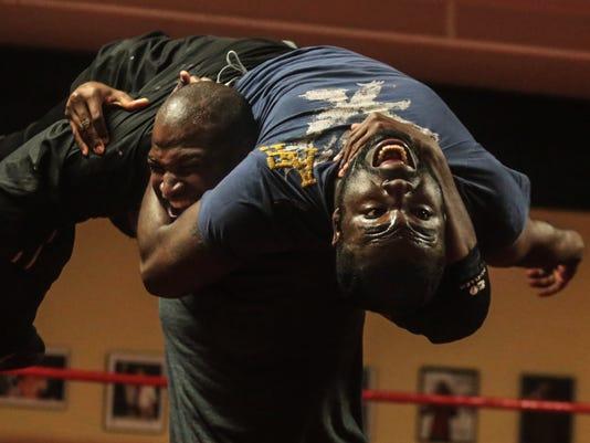 wrestling school 1