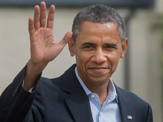 Obama at G-8