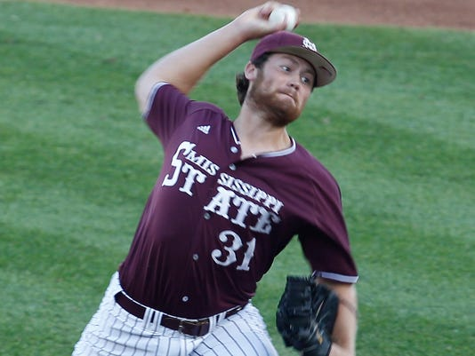 2013-06-17-trevor-fitts-mississippi-state-baseball