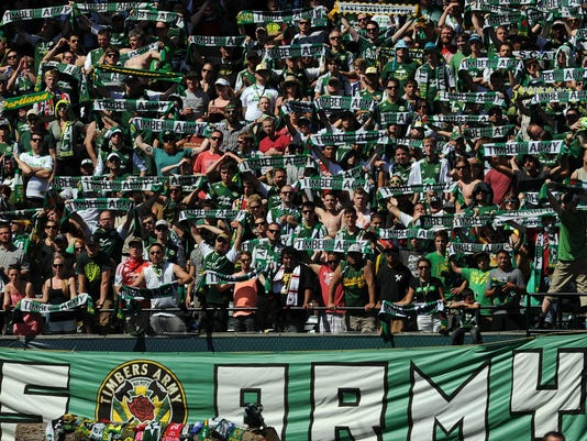 Timbers army 6-19-13