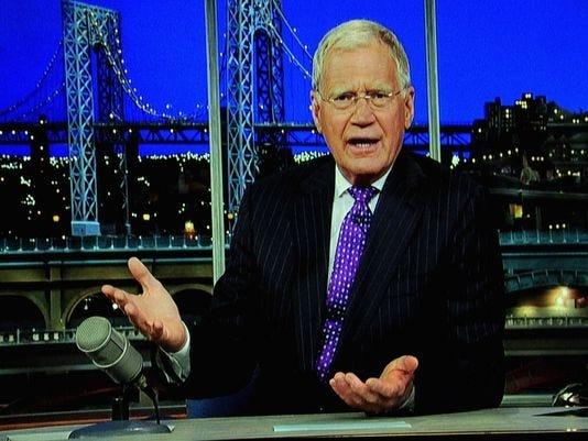Punchlines David Letterman