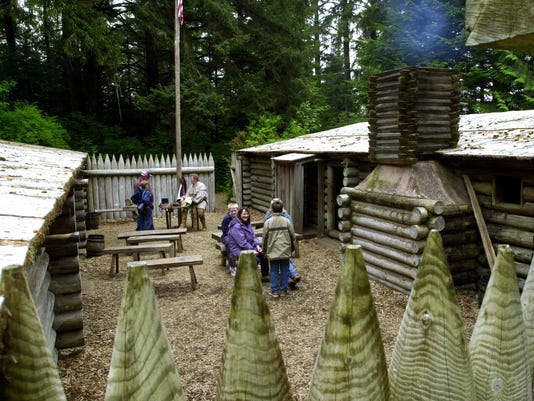 Fort Clatsop DON'T OVERWRITE
