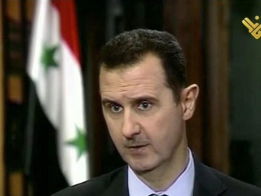 Your Say assad