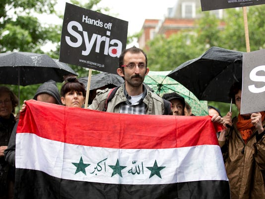 Your Say Syria