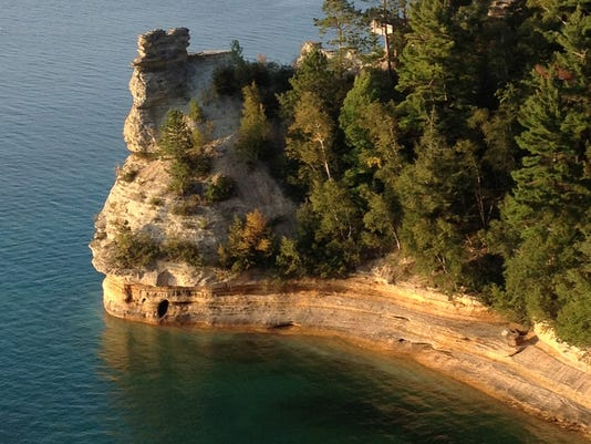 Pictured Rocks DON'T OVERWRITE