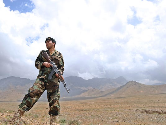Afghanistan and IEDs
