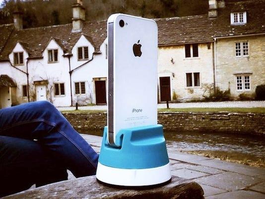 BubblePod smartphone mount