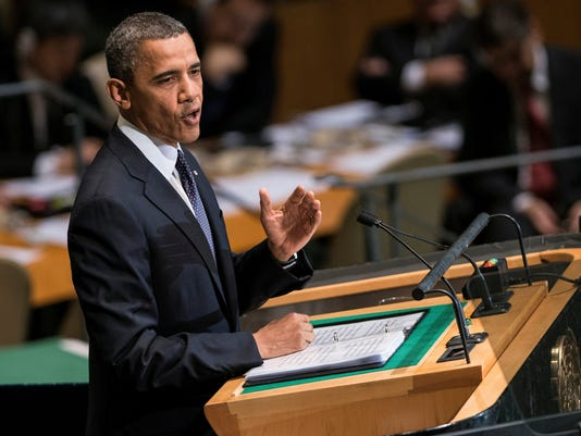 Obama and United Nations
