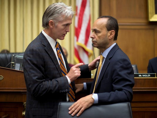 Gowdy and Gutierrez