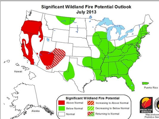 wildfire-outlook