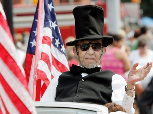 lincoln fourth of july