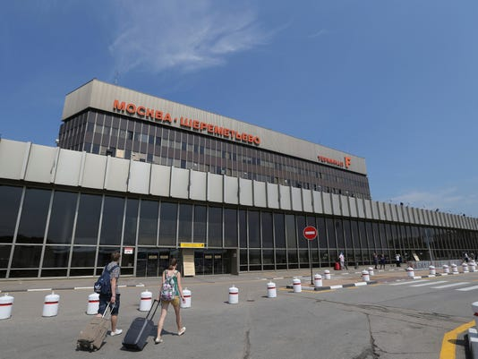 russia airport