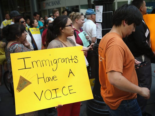 immigration gop your say