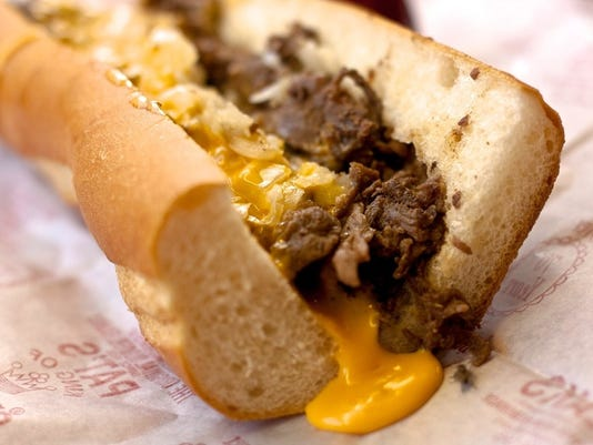philadelphia cheese steak