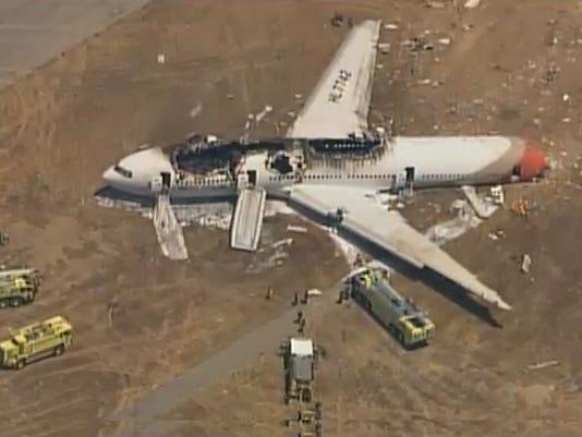plane crash your say