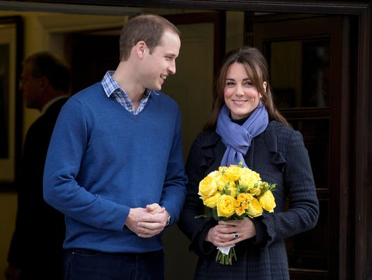 Will and Kate royal baby