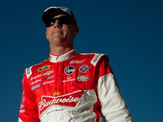 HarvickBudweiser