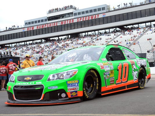 7-14-13-danica patrick-new hampshire
