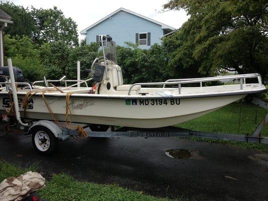 071213 capsized boat
