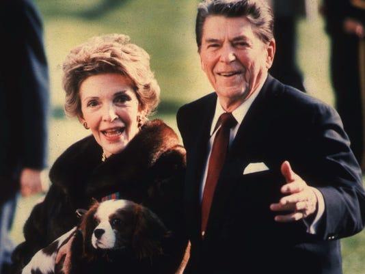 Reagan photo immigration column
