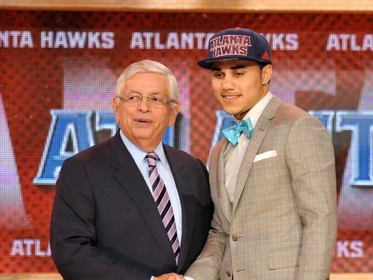 Shane Larkin NBA Draft