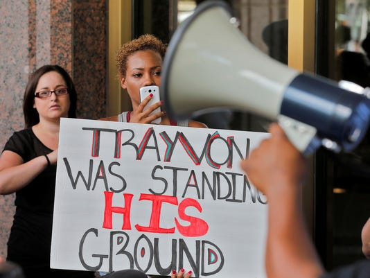Common Ground Trayvon Martin