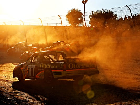 USP NASCAR: Mudsummer Classic-Qualifying