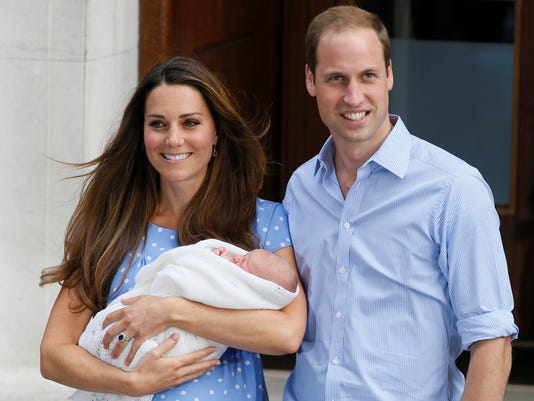 Your Say 0725 royal baby