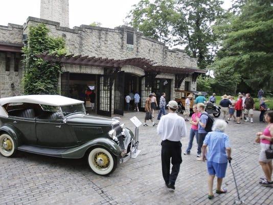 Ford estate