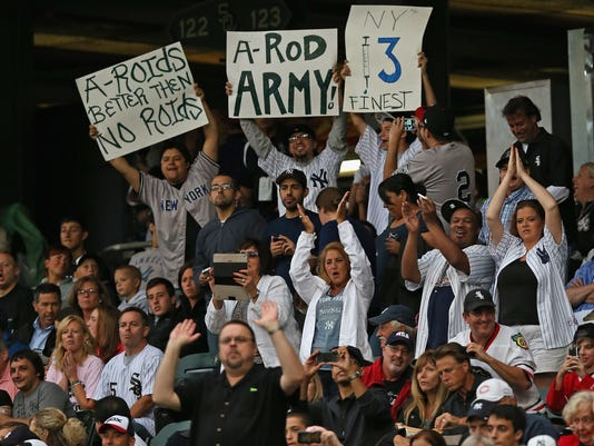 A-Rod signs