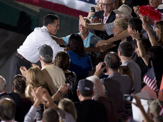Mitt Romney New Hampshire