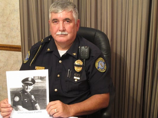 Police Chief Dale Ford